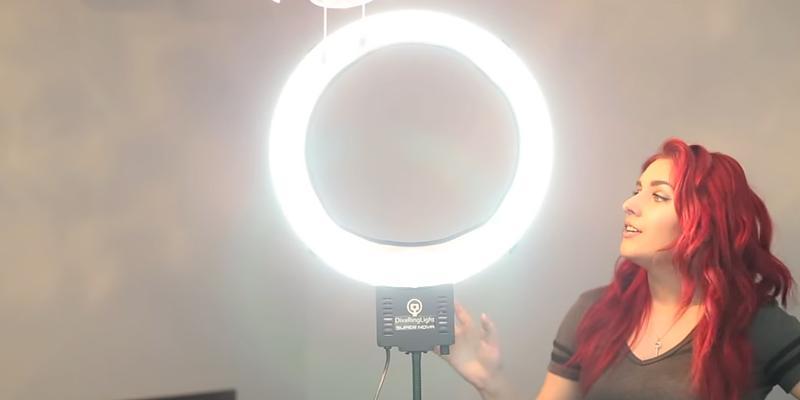 Stellar Led Diva Ll Ring Light: 5 Best Ring Lights Reviews Of 2018
