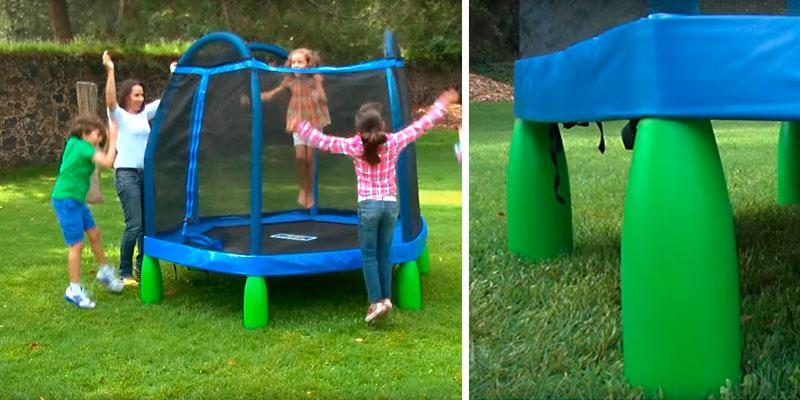 5 Best Trampolines Kids Reviews Of 2018 Bestadvisor Com